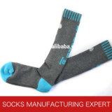 Cotton of Long Sport Terry Sock (UBUY-111)