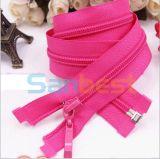 100% High Quality Nylon Zipper for Garments