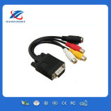 VGA to S-Video with 3RCA Cable /Video Cable