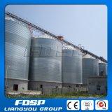 30-20000tons Wheat Maize Grain Corn Seed Cement Storage Silo Bins