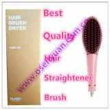 Digital Control Temperature Hair Straightener Brush