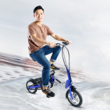 Colorful 12 Inch Foldable Electric Bike Motorcycle
