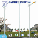 7m Arm Galvanized Round and Conical Street Lighting Pole (BDP-17)