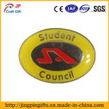 2017 Hot Sale Custom Metal School Badge