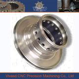 CNC Machining Aluminum Lathe Parts