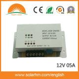 Cheap 12V 05A off Grid Solar System PWM Solar Controller