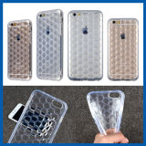 Clear Shockproof 3mm TPU Hybrid Case for iPhone 6s