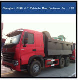 HOWO A7 6X4 Dump Truck with Volvo Dump Box