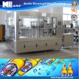 Beer Brewery with Glass Bottle Drink Filling Machine