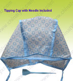 Hair Dye Cap PVC Highlighting Cap (LY-HCN)