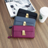 Hot Sale New Trend PU Leather Women Clutch Bag Wallet