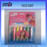 FDA Ce Approved Face Body Paint 6 Colors 12 Colors Face Painting Waterproof Face Paint