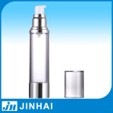 (T) 50ml Aluminum Coating Airless Bottle for Cosmetic