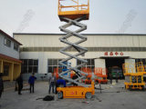 Self Propelled Mobile Scissor Hydraulic Lifting Platform