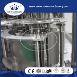 Fruit Juice Beverage Filling Machine with CIP Recycling System