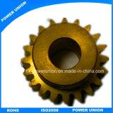 Brass Hardware CNC Machining Machinery Part Transmission Gear