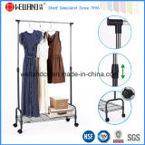 Stand Extended Metal Hanger Clothes Display Rack (CJ-B1031RE)