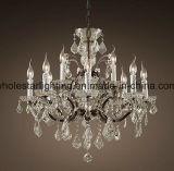 Rococo Style Crystal Chandelier Lamp (WHG-648)