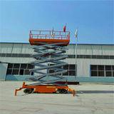 Sjy0.5-10 Auxiliary Propelled Scissor Lift Platform