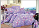 Wholesale Factory Cotton Fabric Modern Bedspread Bedding Set Bed Cover Sheet Full Size