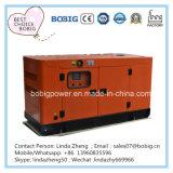 100kw 125kVA Electric Soundproof Canopy Open Type Diesel Generator Set