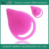Customized Facial Brushes Silicone Face Cleaner Washing