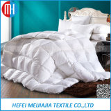 100% Cotton Goose Down Feather Quilt for Sale
