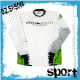 Customized Long Sleeve UV Protection Fishing Shirts for Children (F025)