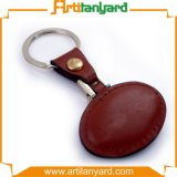 Custom Design Leather Keychain Without Logo