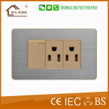 Hot Style 1-Gang 6-Pin Switch and Socket American