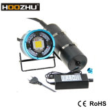 Hotest Max 12000 Lm Canister Diving Flashlight Hv63 for Vidoe and Diving
