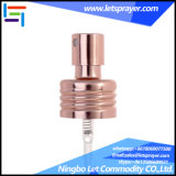Gold Color Fine Mist Sprayer for Cosmetic Perfume Bottle