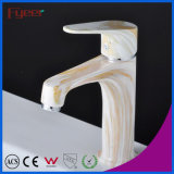Fyeer Chrome Plated Lacquered Single Handle Brass Wash Basin Faucet Sink Water Mixer Tap Wasserhahn