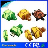3D Custom Lovely Tortoise Shape USB Flash Disk