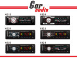 USB Interface Car Audio Auto Radio DIN 4*60W Bass/Treble Voice Stereo Radio