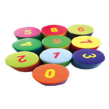 Best Children Number Mat for Art Center/School