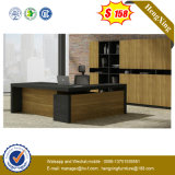2016 New Design Executive Desk L-Shape Wooden Office Table (NS-ND037)