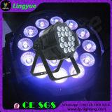 18X18W DJ Professional Stage Light RGBWA UV LED PAR