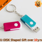 Swivel USB Stick/USB Flash Drive for Gifts (YT-1210-02)