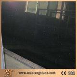 Popular High Quality Man Made Artificial Sparkle Black Quartz Crystal Stone
