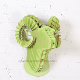 Manufacturers Selling Creative Home Wooden Crafts Argal Head