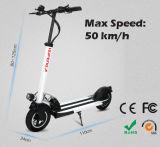 Fat Tire 500W Brushless Mini Chopper Electric Scooter Chopper