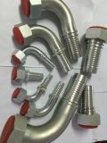 Pressure High-Quality Hydraulic Hose Fitting (DIN20491\20411)