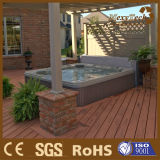 Color Compound Outdoor WPC Decking Wood Plastic Composite