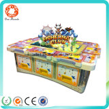 Coin Pusher1-8 Players Redemption Ticket Arcade Fishing Game