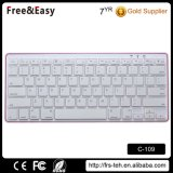 Portable OEM Built-in Rechargeable Battery Bluetooth Wireless Keyboard