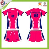 Ladies Wholesale Volleyball Sports Uniforms for Custom Designs