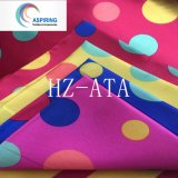 75dx100d 100% Polyester Polyester Satin Printed Fabric