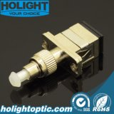 Hybrid Adaptor Sc Female to FC Male Simplex