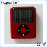 Mini Solar FM Radio with Earphone (XH-FM-007)